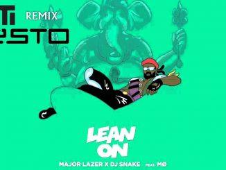 Major Lazer DJ Snake feat. MØ Lean On Tiesto MOTi Remix