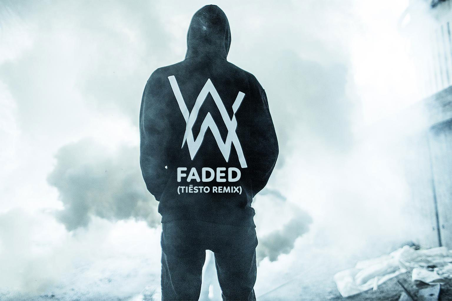 alan walker faded tiesto remix artwork
