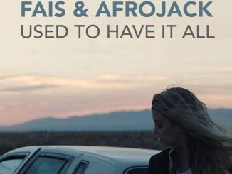 Afrojack Fais Used To Have It All