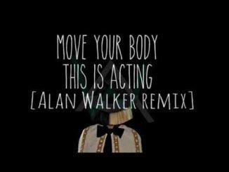Alan Walker remix sia