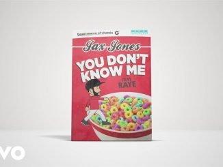 Jax Jones ft. Raye You Dont Know Me