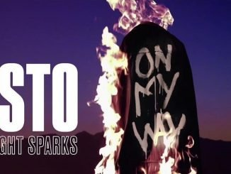 Tiesto feat. Bright Sparks On My Way