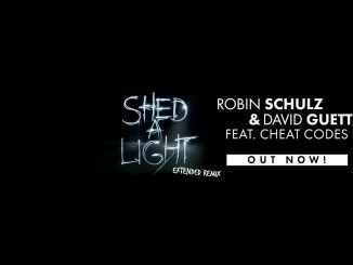 Robin Schulz David Guetta feat. Cheat Codes – Shed A Light OFFICIAL REMIX MASHUP