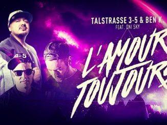 Talstrasse 3 5 Ben K. Feat. Oni Sky Lamour Toujours