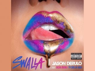Jason Derulo Swalla feat. Nicki Minaj Ty Dolla ign
