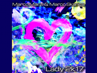Lady 2k17 Cover Art