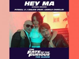 Pitbull J Balvin feat. Camila Cabello Hey Ma