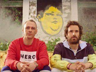Fabri Fibra feat. Thegiornalisti Pamplona