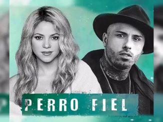 Shakira feat Nicky Jam Perro Fiel