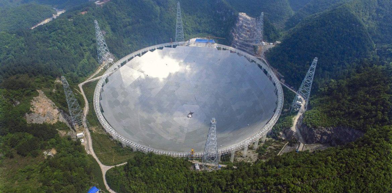 FAST: il telescopio più grande del mondo!