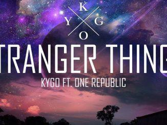 Kygo feat. OneRepublic Stranger Things