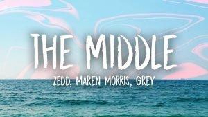 Zedd Maren Morris Grey The Middle