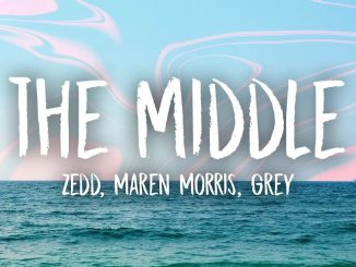 Zedd Maren Morris Grey The Middle