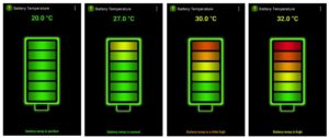 battery temperature 3