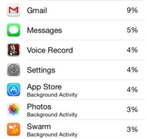 iOS 8 Battery Usage 800x712