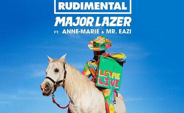 Rudimental Major Lazer Let Me Live