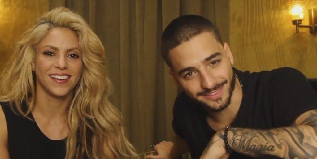 Shakira, Maluma – Clandestino [ con Testo & Video ]