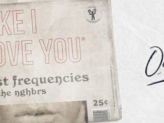 Lost Frequencies ft. The NGHBRS Like I Love You
