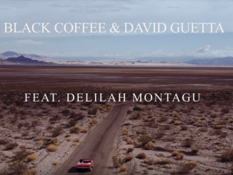 David Guetta e Black Coffee il video di Drive