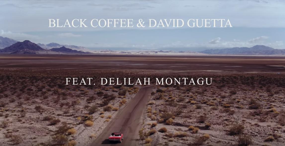 David Guetta e Black Coffee il video di Drive