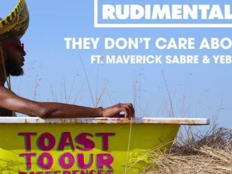 Rudimental They Dont Care About Us