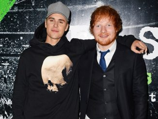 Ed Sheeran I Dont Care feat. Justin Bieber2