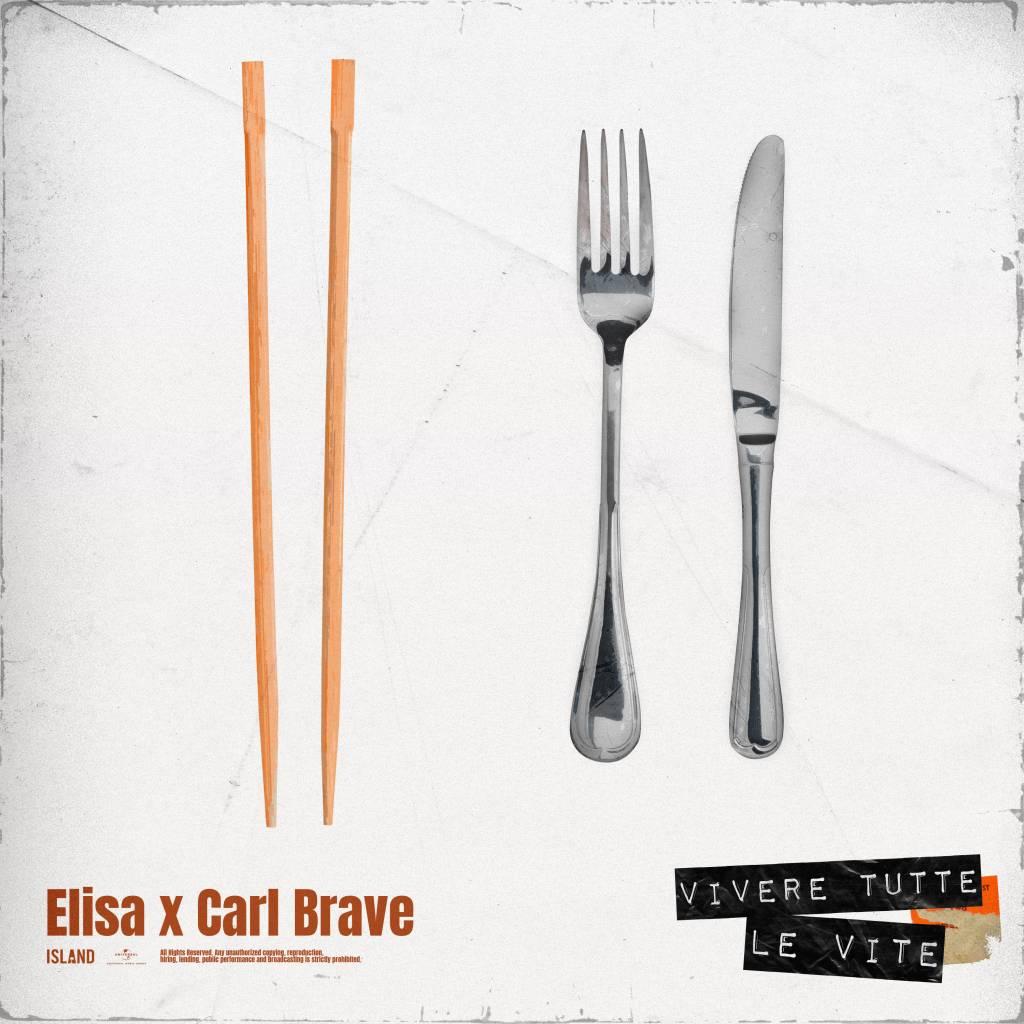 Elisa Carl Brave Vivere Tutte Le Vite2