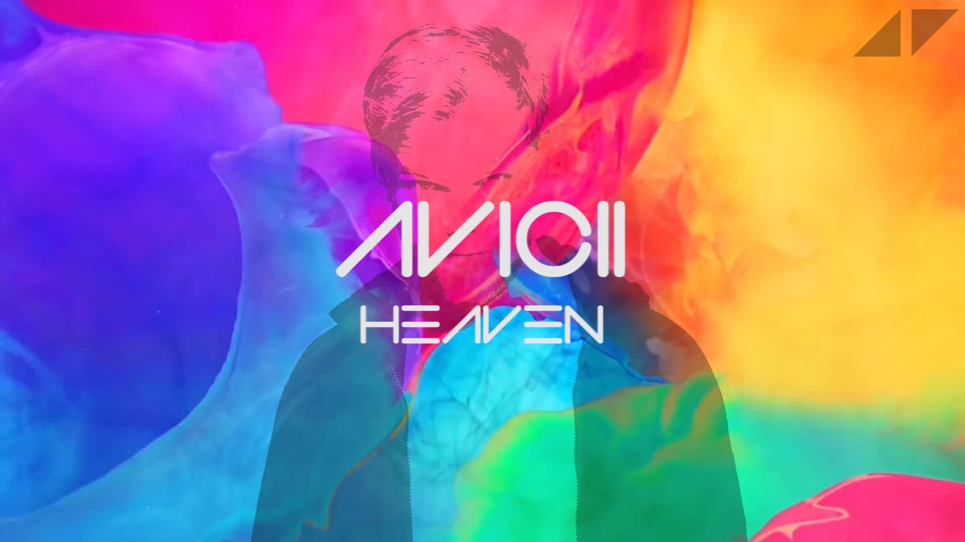 Avicii feat. Chris Martin Heaven1