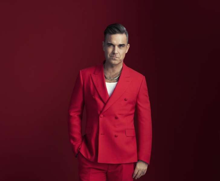 Robbie Williams – Time for Change