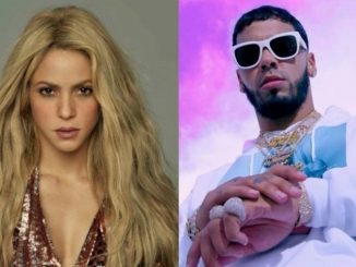 Shakira Anuel AA Me Gusta