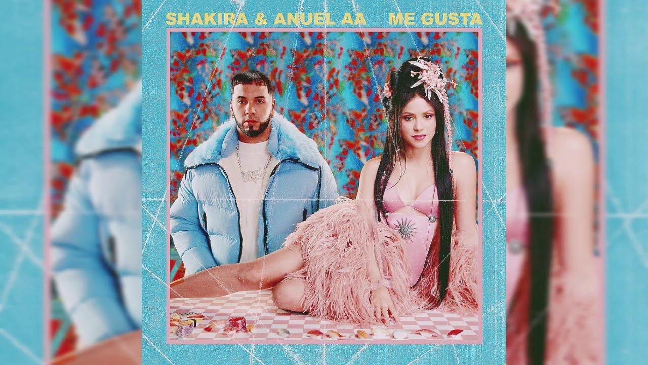Shakira Anuel AA Me Gusta2