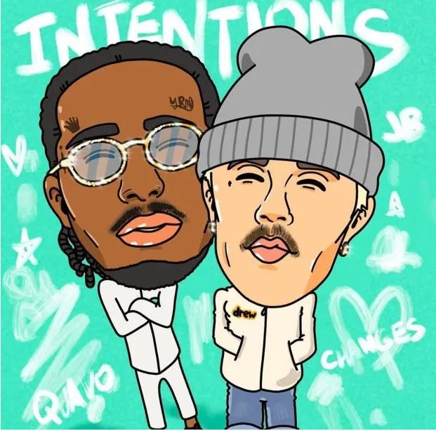 Justin Bieber Intentions feat. Quavo2