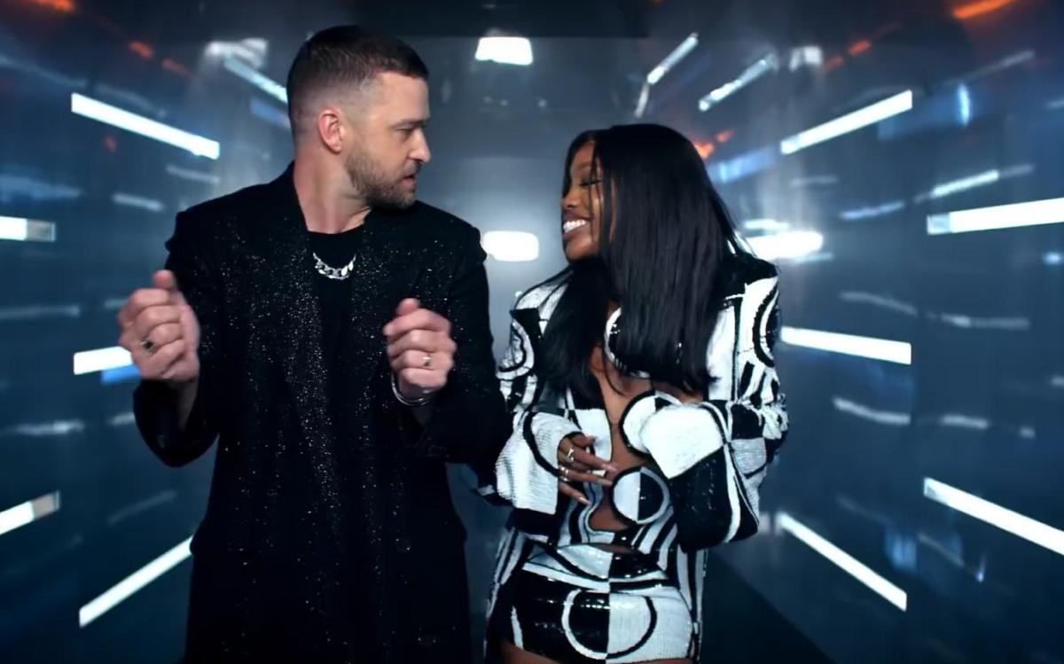 SZA Justin Timberlake The Other Side2