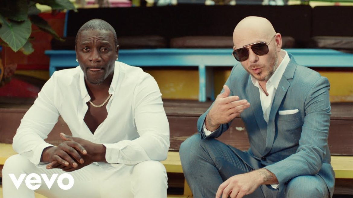 Akon ft. Pitbull – Te Quiero Amar (Video + Testo)