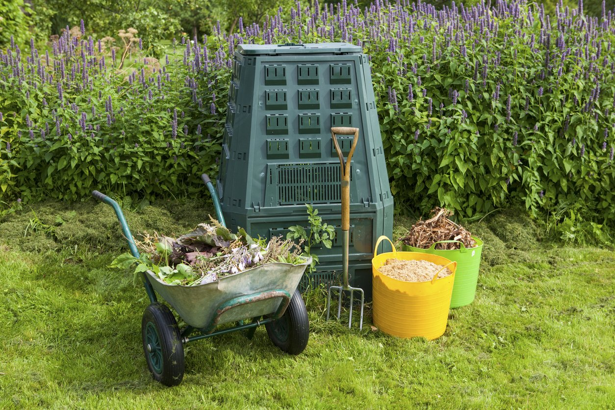 Compost domestico aumentano i Comuni che lo incentivano