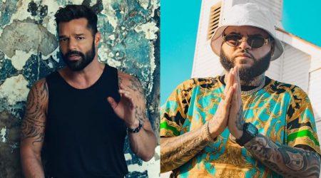 Tiburones di Ricky Martin e Farruko.