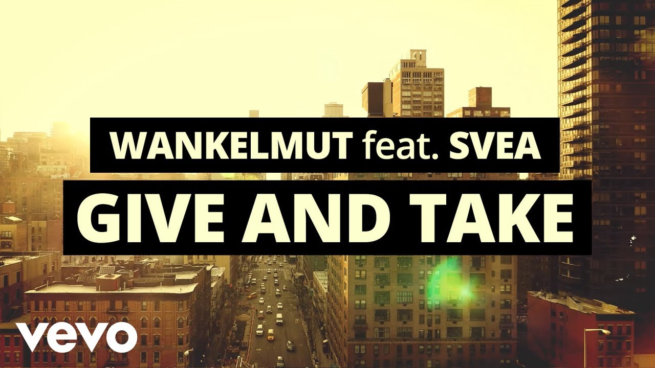 Wankelmut SVEA Give Take