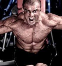 spalle allenamento palestra