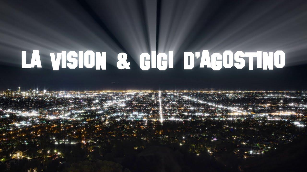 LA Vision Gigi D'Agostino