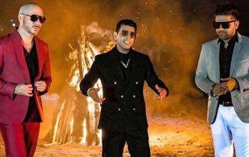 Pitbull ft. Tito El Bambino Guru Randhawa Mueve La Cintura2