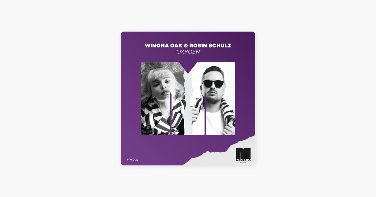 Winona Oak e Robin Schulz