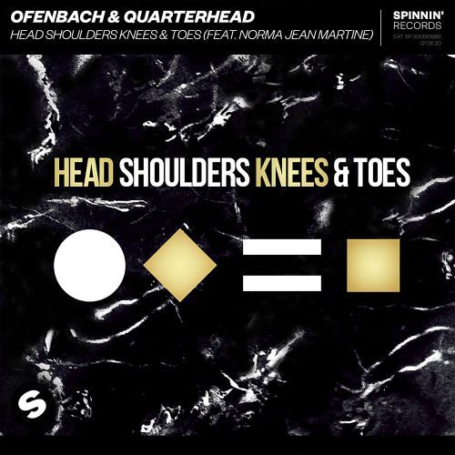Ofenbach Quarterhead Head Shoulders Knees Toes feat. Norma Jean Martine