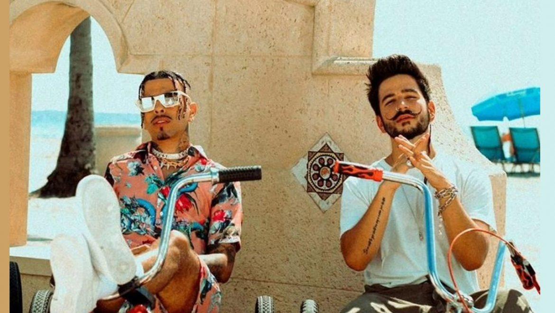 Rauw Alejandro e Camilo – Tattoo Remix
