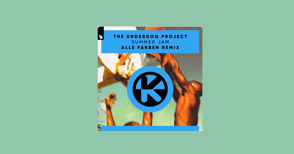 Summer Jam - Alle Farben Remix