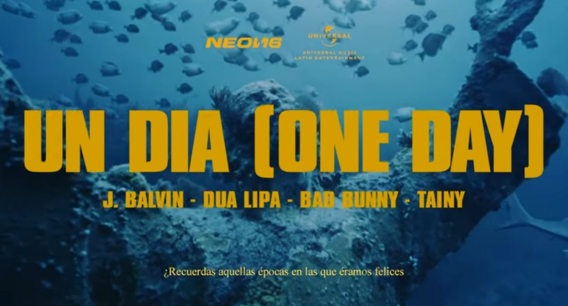 J Balvin, Dua Lipa, Bad, Bunny & Tainy – Un Dia – One Day