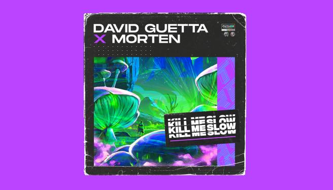 David Guetta Morten