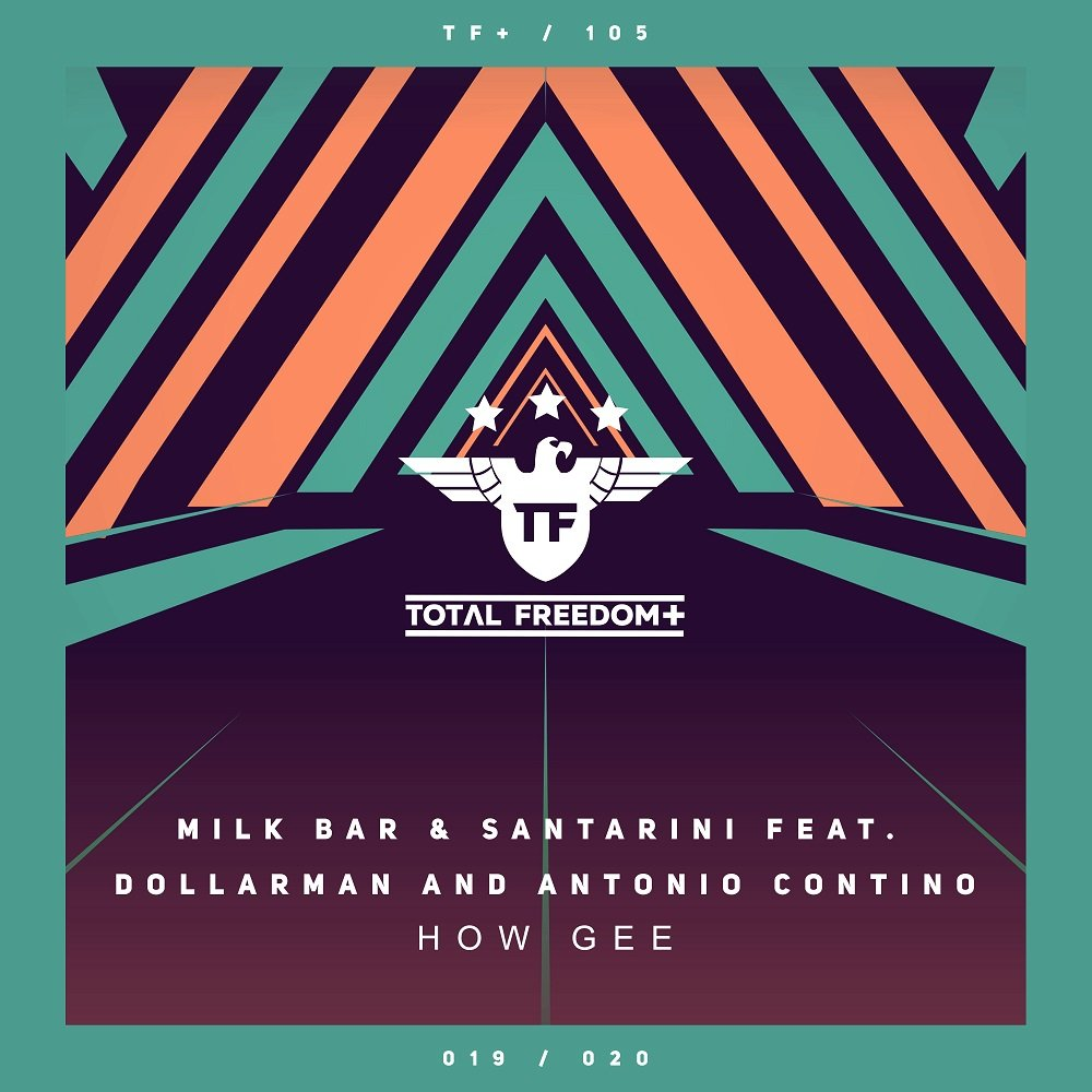 Milk Bar & Santarini feat. Dollarman and Antonio Contino - How Gee