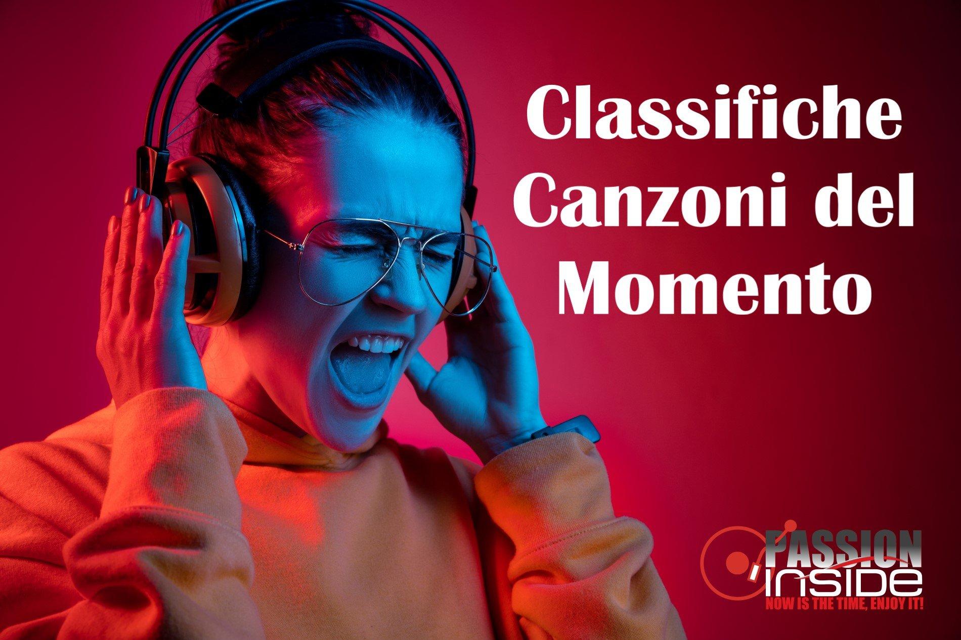 CLASSIFICHE CANZONI