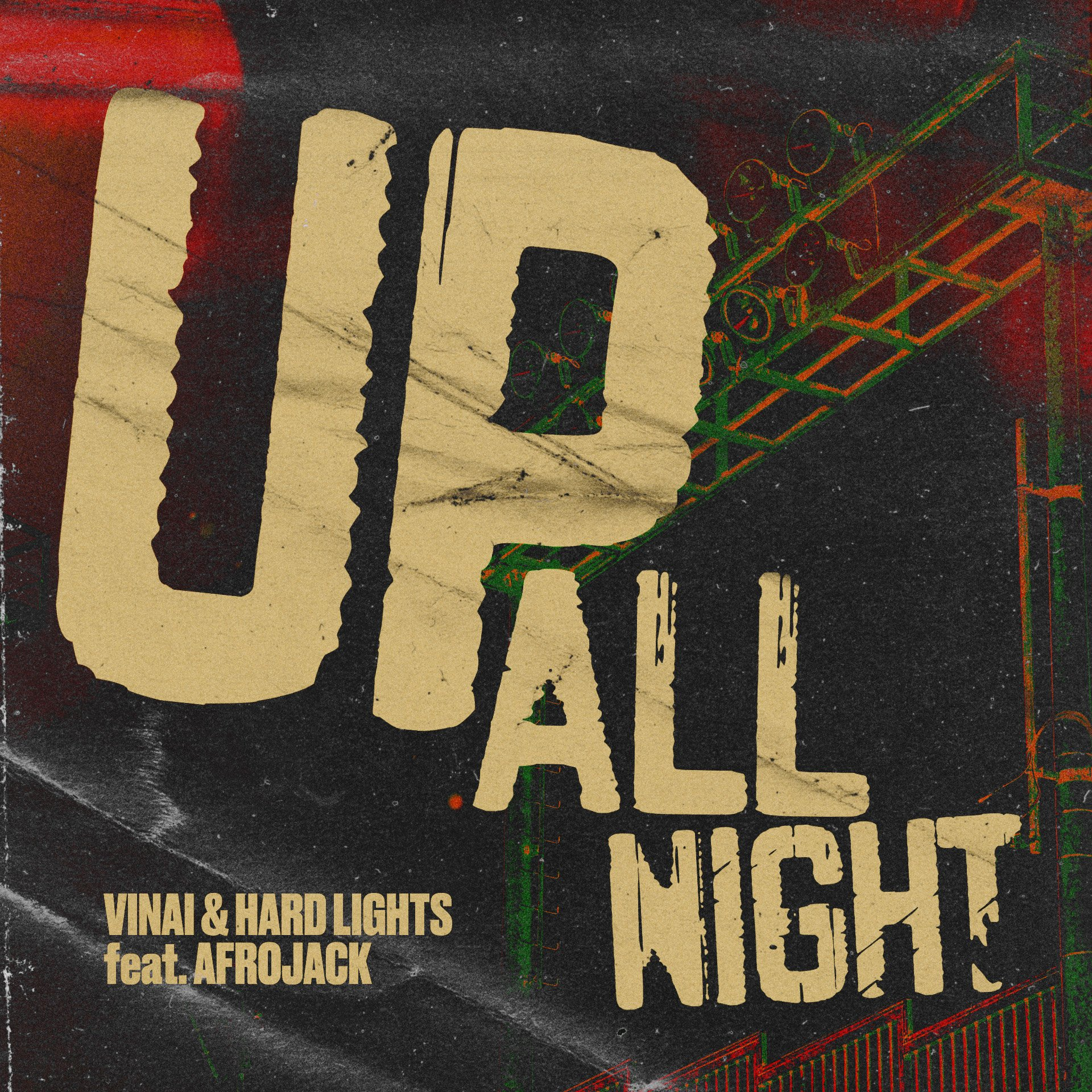 Vinai Hard Lights feat. Afrojack Up All Night