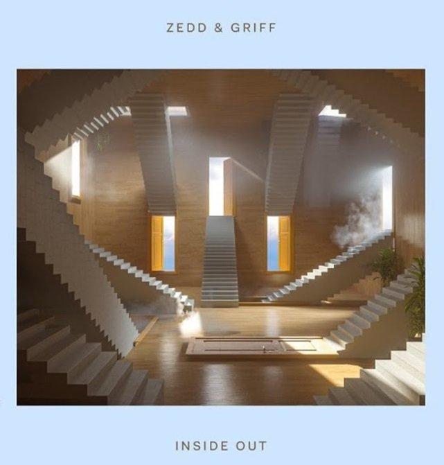 Zedd Griff Inside OutTESTO - LETRA - LYRIC